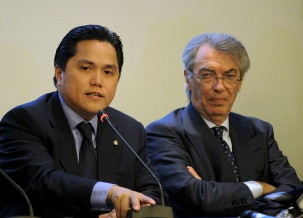 Erick Thohir elected as new Inter Milan president