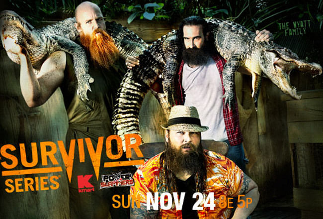 Major match announced for WWE Survivor Series