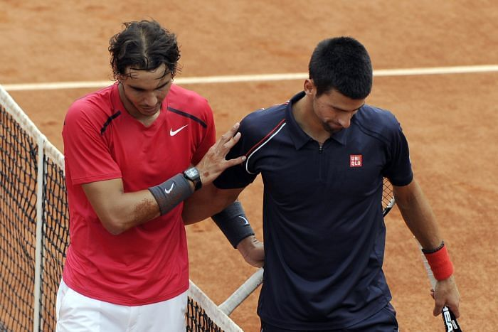 Nadal, Djokovic fight for top ranking