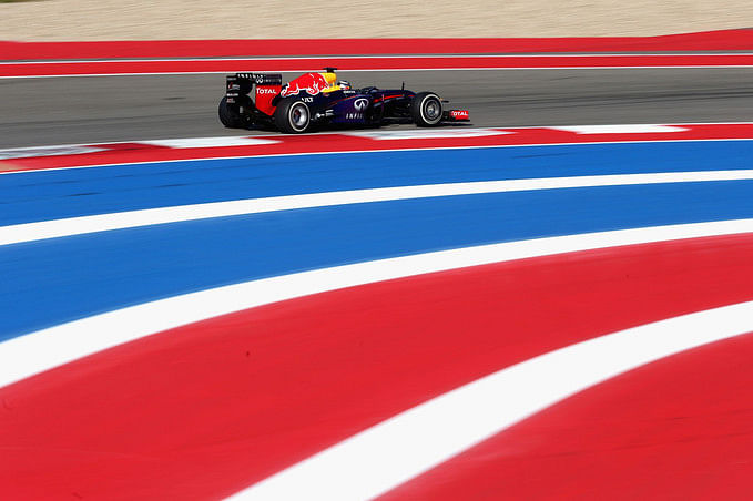Vettel heads Webber in final practice at Austin