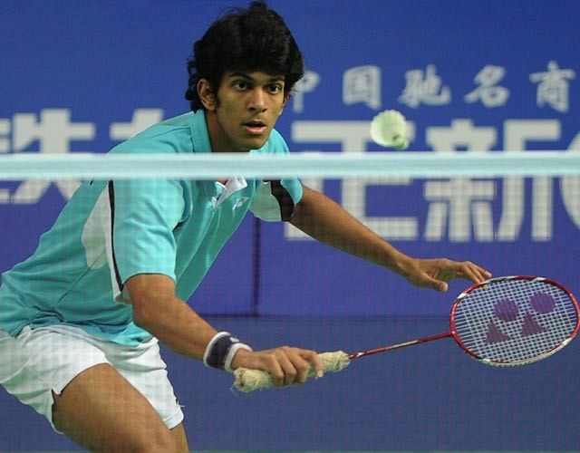 Ajay Jayaram stuns World No. 7 in the first round of Yonex Sunrise Hong Kong Open 2013