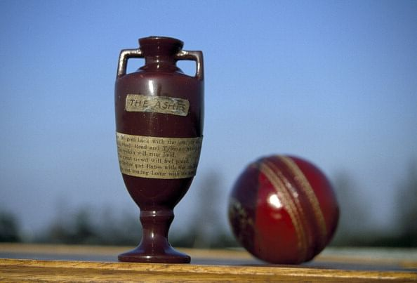 Infographic: The Ashes at a glance