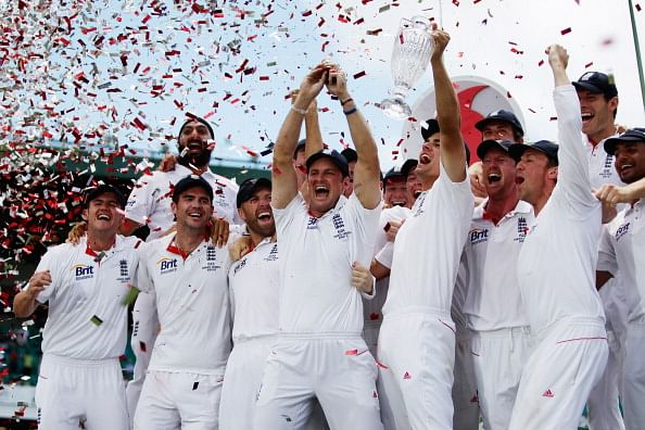 Five ways to get into Ashes spirit
