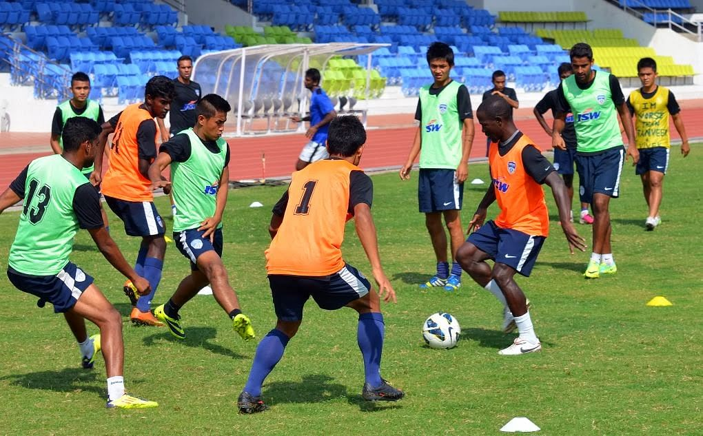 Bengaluru FC hope to consolidate gains