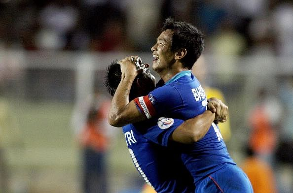 'Sunil Chhetri deserves all the accolades' - Bhaichung Bhutia