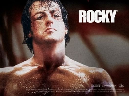 The Rocky series: Best sports movie of all time