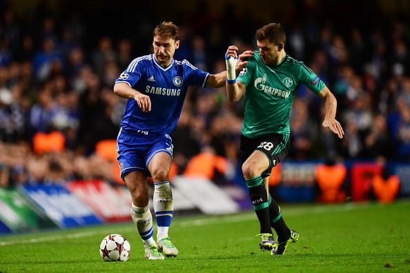 Branislav Ivanovic failing to deliver at Right Back for Chelsea