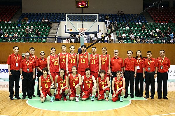 FIBA ASIA Women's Championship: China win bronze and confirm ticket to Turkey 2014