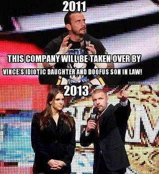 WWE Trolls of the Day - November 11, 2013