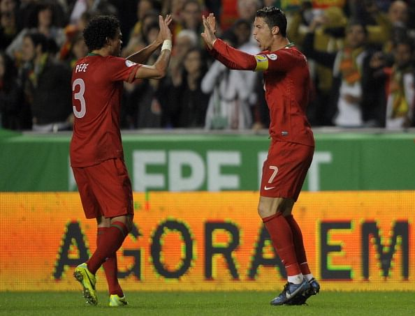 International Football round-up: Portugal, Ukraine inch towards Brazil