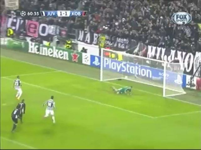 Video: Juventus 3 - 1 FC Copenhagen