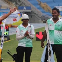 Asian Archery Championships 2013: India finish second overall after a strong final two days
