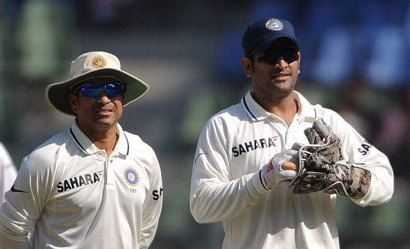 No guarantee Sachin would score big in his last Test - MS Dhoni