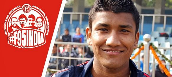 Nirmal Chettri: I always wanted to go on a trial to Europe