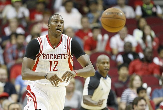 Houston Rockets' Dwight Howard fined $25,000