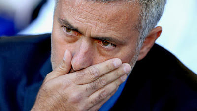 "Jose Mourinho: ""I didn't like my team today!"""