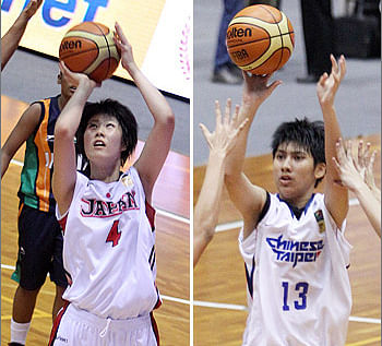 FIBA ASIA U16 Women: East Asians shine on day 1