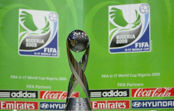 India submits bid to host FIFA U-17 World Cup in 2017