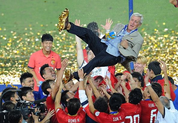 2013 AFC Champions League: Guangzhou Evergrande first-ever Chinese champions!