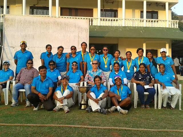 Women's cricket Inter Railway: Knock out phase