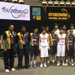 FIBA Asia U16 Women's Championship: India lose to China