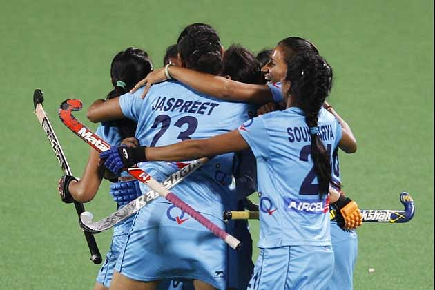 Indian women win silver in Asian hockey