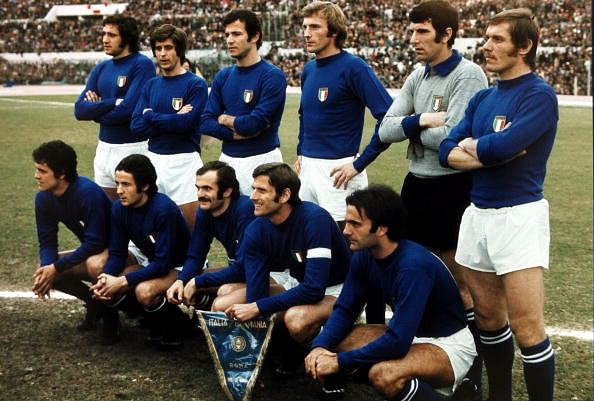A historiology of Germany-Italy's rich rivalry on a football pitch
