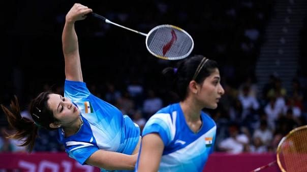 Ashwini-Jwala combination lose at Bitburger Open