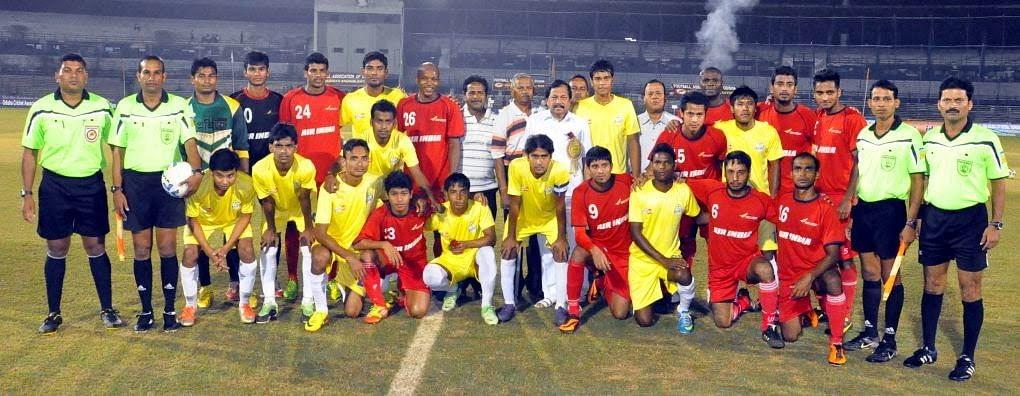 Kalinga Cup: Air India, Southern Samity reach final