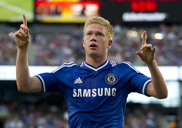 Eden Hazard: It is best if De Bruyne leaves Chelsea