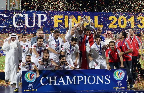 2013 AFC Cup: Kuwait SC retain title, win 2-0 against Al Qadsia