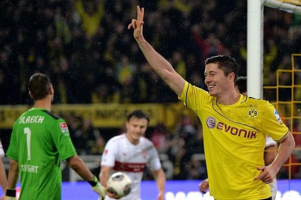 Stats: Top scorers in Bundesliga so far