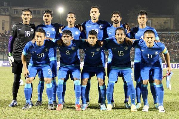 International Friendly: India 2-0 Nepal – Hosts get sweet revenge of ...
