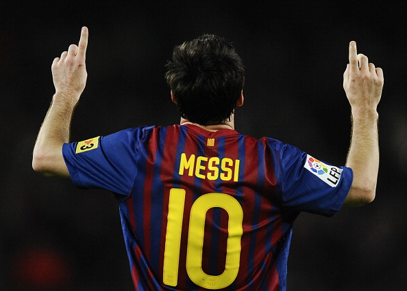 Top 12 lesser-known facts about Lionel Messi