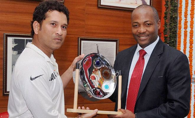 """It was always a pleasure playing in the Caribbean"", Sachin Tendulkar moved by farewell party thrown by Brian Lara and West Indies"