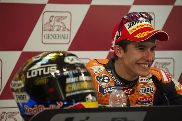 Marc Marquez - The mark of a promising champion