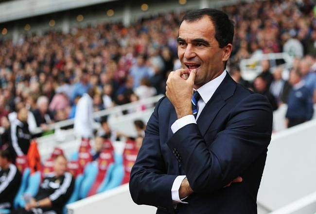 In-depth analysis of Everton's tactical changes under Roberto Martinez