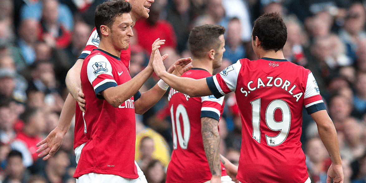 Why we must sell Ozil, Wilshere or Cazorla