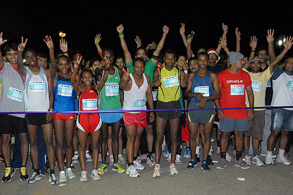 Bengaluru Midnight Marathon - Registrations begin for country's only midnight marathon