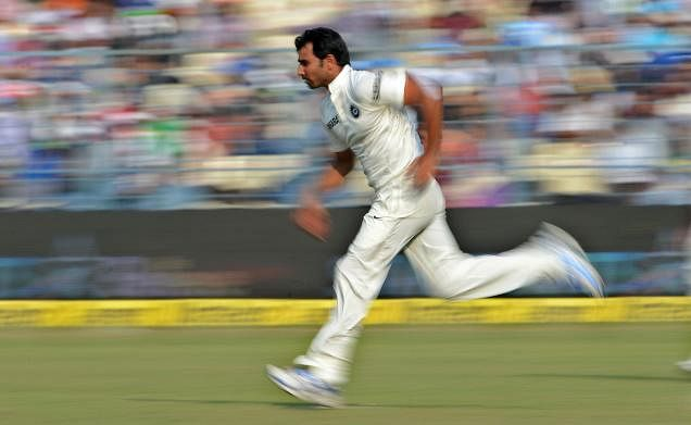 India vs West Indies 2013: Why everyone needs to calm down about Mohammed Shami
