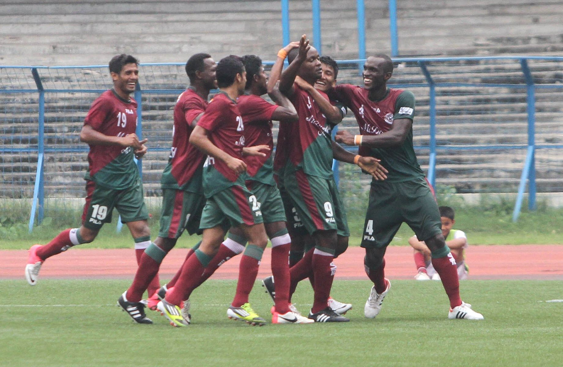 Mohun Bagan eye full points in their second Kolkata Derby