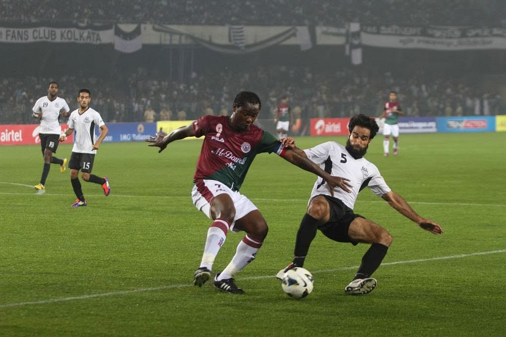Mohammedan Sporting hold Mohun Bagan to goal-less draw