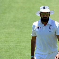 Ashes 2013-14: Public announcer sacked for calling Monty Panesar's name in Indian accent in practice match