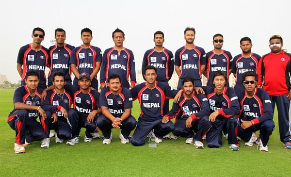 Nepal qualify for T20 World Cup 2014
