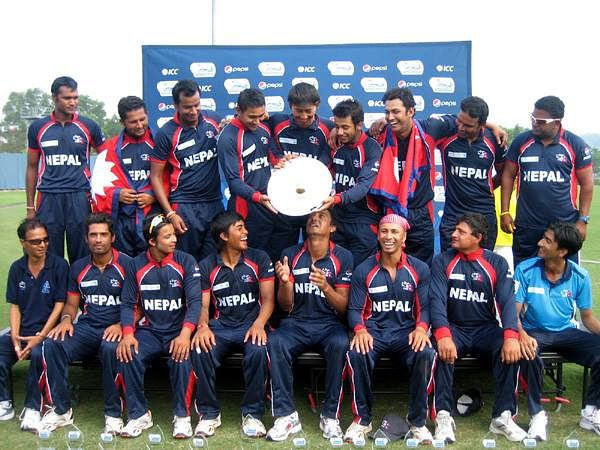Nepal national cricket team leaves for UAE for World T20 qualifiers