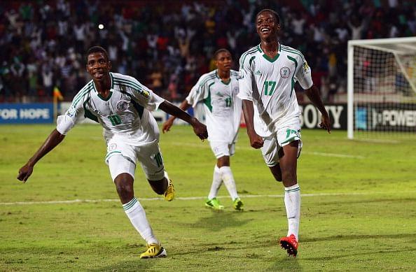 Nigeria Vs Mexico Quarter Final Result