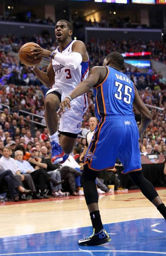 Los Angeles Clippers: Thunder Ain't Loud