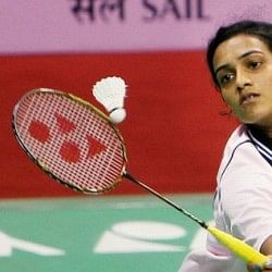P.V. Sindhu enters the second round of Kumpoo Macau Open 2013