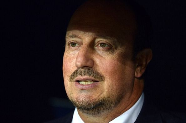 Rafa Benitez: Some Chelsea fans are bitter about my Liverpool success