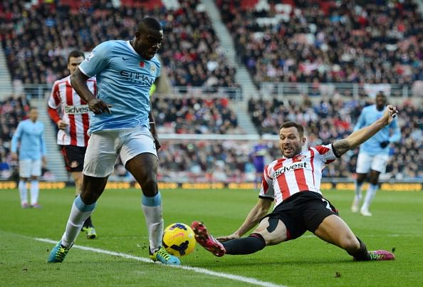 Rumour: Arsenal to target Manchester City defender Micah Richards